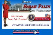 Draft Sarah Palin for President 2012